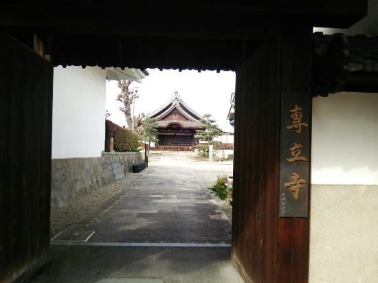 Yamatotakada, Japan: 専立寺