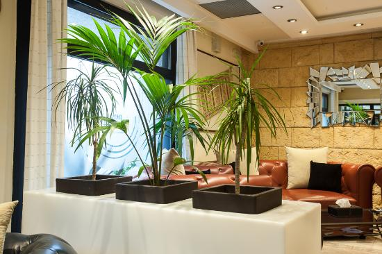 Best Western Hotel Colombe: reception