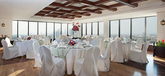 فندق بارك ريجس كريس كن: Kris - a Venue with a View