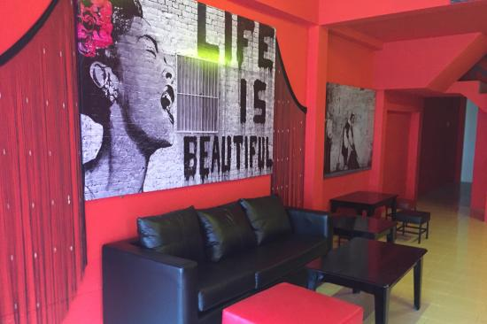 Red Boutique Hostel