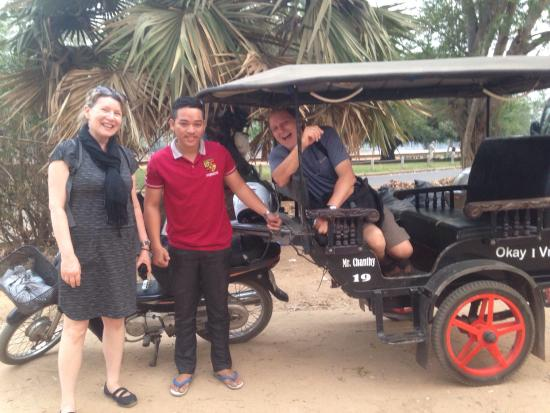 ‪Angkor Vehicle Driver - Day Tours‬