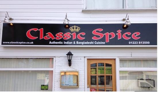 Classic Spice