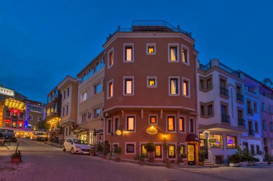 Osmanhan Hotel: Exterior