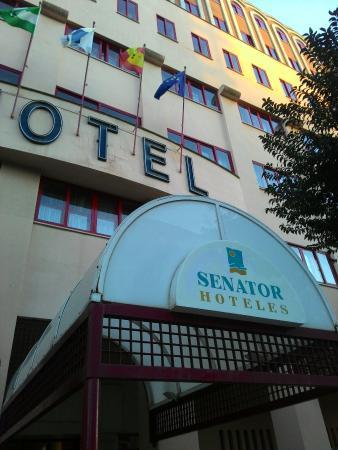 Senator Huelva Hotel : P_20160312_192227_large.jpg