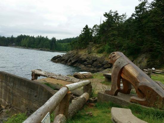 Doe Bay Resort and Retreat: Water view