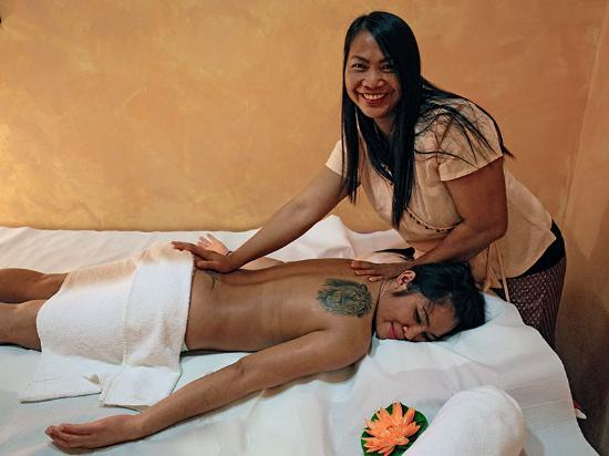 sunny spa & massage thai massage angel