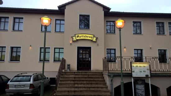Werneuchen, Tyskland: Restaurant & Hotel