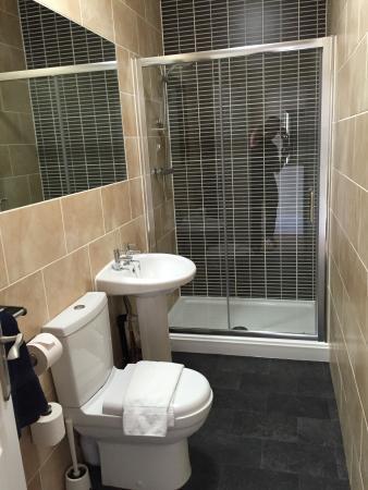 Twelve Blackpool  One of 2 shower rooms in apartment 5. One of 2 shower rooms in apartment 5   Picture of Twelve Blackpool