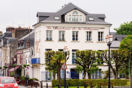 Hotel La Diligence
