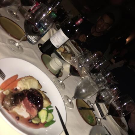 Pinons Restaurant : The Buffalo