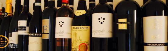 Sannicandro di Bari, Italia: I vini di Aromi Bistrot