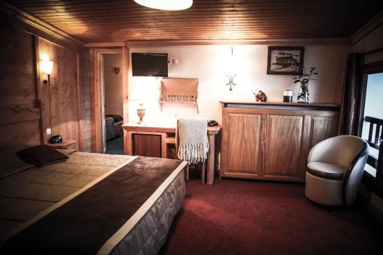 Hotel le Refuge : Suite Familiale - Family suite