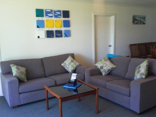Dennes Point, Australien: Nebraska lounge room