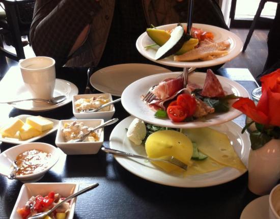 Du Und Ich Frühstück Picture Of Canova Bremen Tripadvisor
