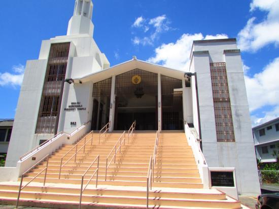 Moiliili Hongwanji Buddhist Temple