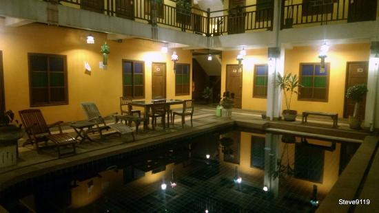 Chiangmai Boutique House: nice pool!