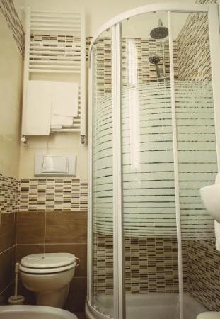 Hotel Eura : I nuovi Bagni!!!!!!