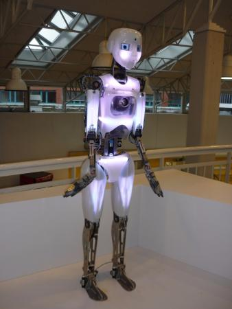 DASA: Робот на входе