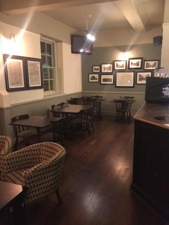 The Kings Head Coffee & Gin Bar: New Interior