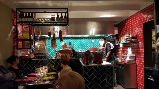 Keukens Den Bosch : Open keuken picture of ristorante onesto den bosch tripadvisor