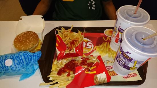 McDonalds - Novotel Bangkok Platinum Pratunam