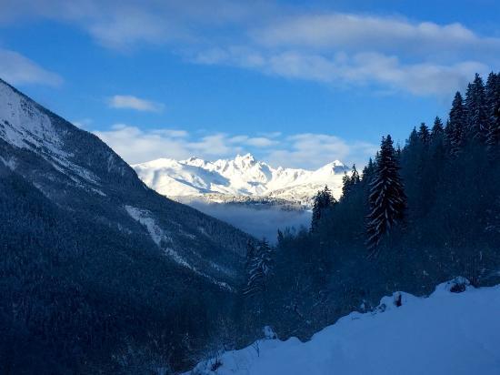 CGH Résidences & Spas Les Alpages de Champagny