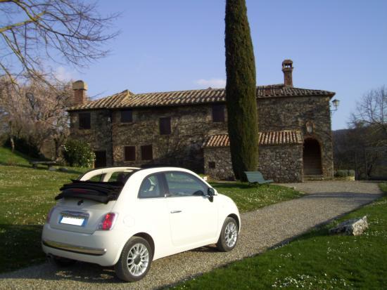 la dolce vita car picture of car rental il girasole cortona rh tripadvisor co uk
