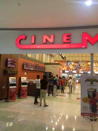 Cinemark Sambil