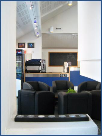 Aal Tourist Information: Coffee and relax corner