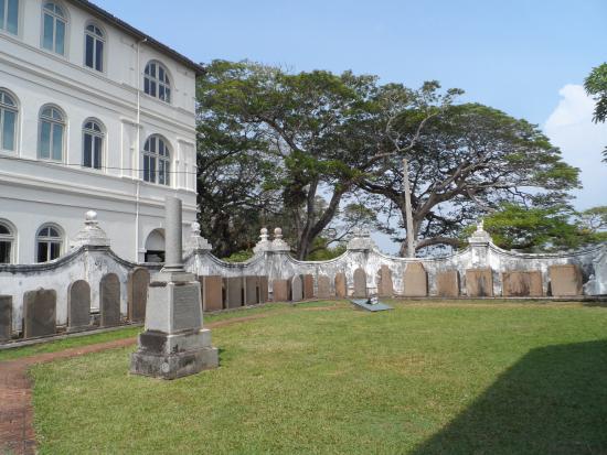 Dutch Reformed Church, Galle, Sri Lanka