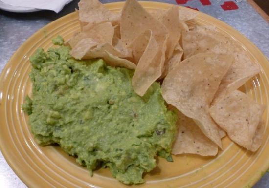 Mi Amigo's Mexican Grill: Fresh Guac...