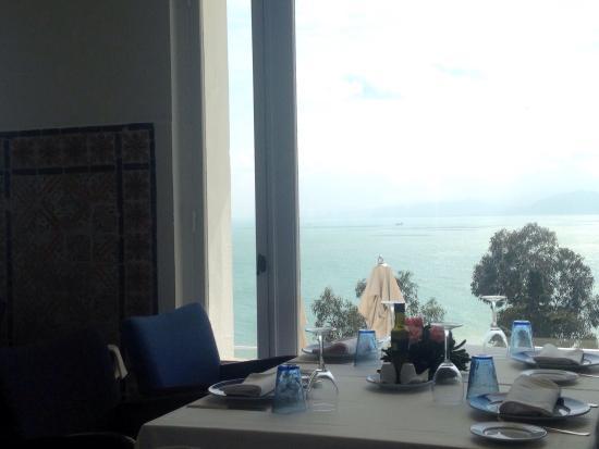 Espectacular restaurante picture of restaurant dar for Sidi bou said restaurant