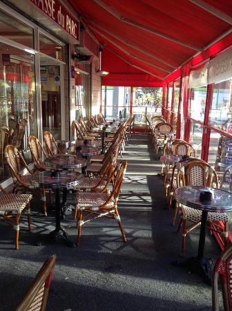 Restaurant la terrasse du parc dans nanterre avec cuisine for Restaurant avec parc