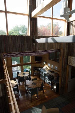 Windham, Βερμόντ: Der Frühstücksraum