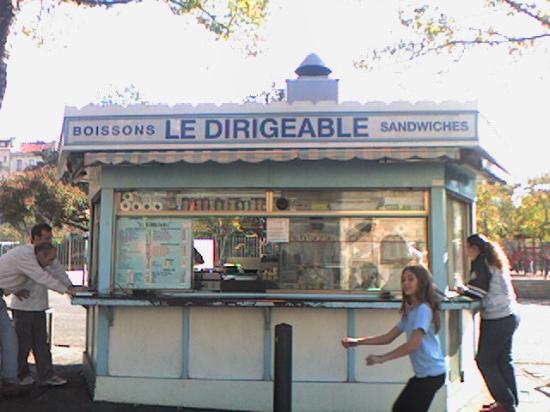 LE DIRIGEABLE, Marseille - Restaurant Avis & Photos - Tripadvisor