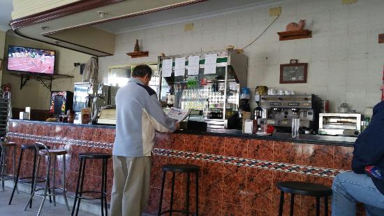 Bar Cintado