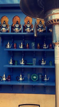 Restaurant cafe la sqala photo de restaurant cafe la for Cuisine yousra