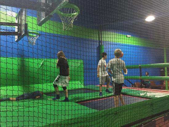 Outer Limitz Trampoline Arena: Outer Limitz Indoor Trampoline Arena