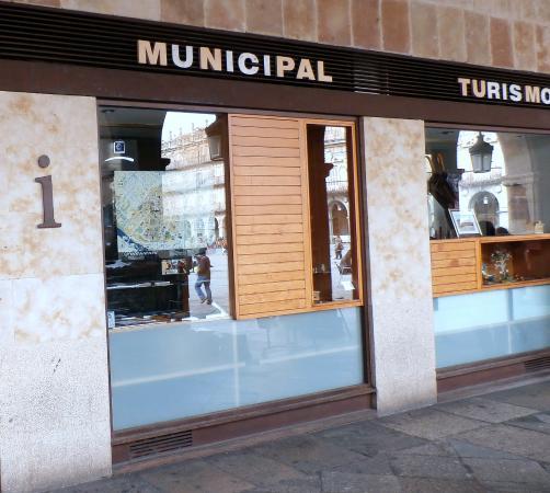 Oficina de Información Turistica de Salamanca
