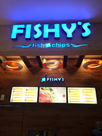 Fishy's Fish & Chips