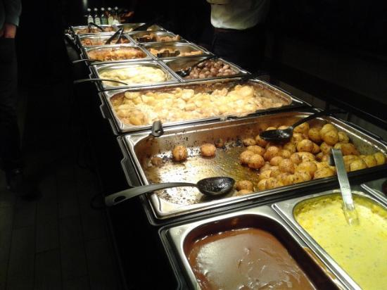 buffet restaurant vejle