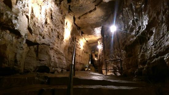Zane shawnee caverns