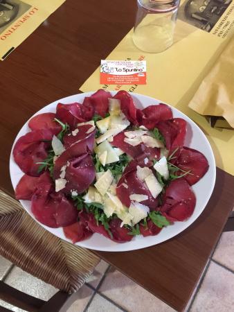 San Lorenzo Nuovo, İtalya: Lo Spuntino Spaghetteria e Griglieria