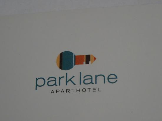 Park Lane Aparthotel: Business Card - Address & Contact details