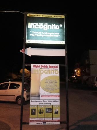 ‪Incognito Nightclub‬