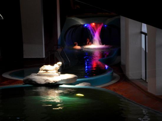 Romerbad Thermal Spa, Inner Pool
