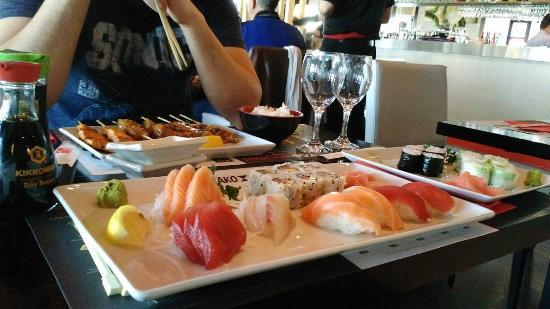 Ayako sushis