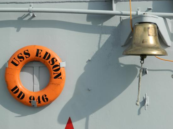 เบย์ซิตี, มิชิแกน: Lifesaver and bell