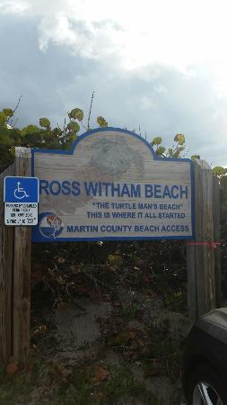 Ross Witham Beach