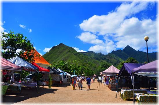 Moorea, Polinezja Francuska: Lugar de encanto